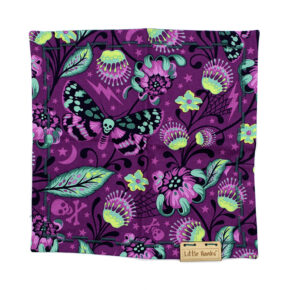 Little Hanks Moth by Thula Pink Microfibre